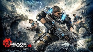 Gears of War 4│Xbox One│Intro