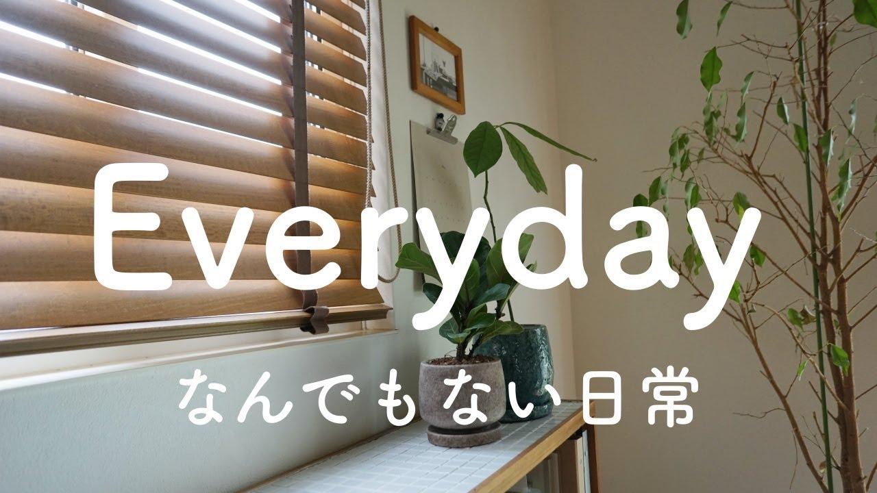 sub【日常】主婦に休みはないけど、好きなことはしたい|汚れも家事もためない暮らし|猫とシンプルに暮らす
