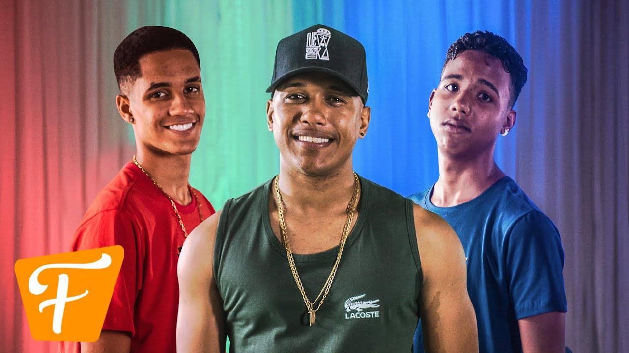 MC Tairon, MC Gueguel e MC R1 - Flor da Pele (Funk Explode)