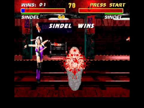 Mortal Kombat 3 Fatalities (Snes version)