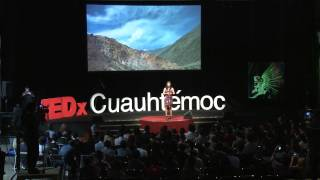 Digo La Mazamorra | Lucrecia Pinto | TEDxCuauhtemoc