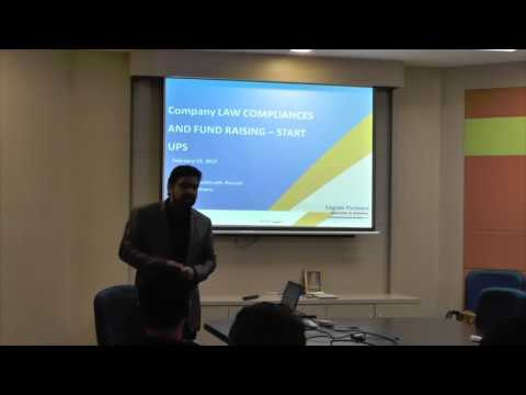 NASSCOM 10K Warehouse Pune - Legal Workshop Part 1/3
