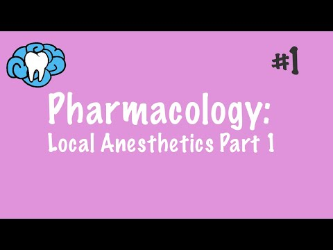 Local Anesthetics |