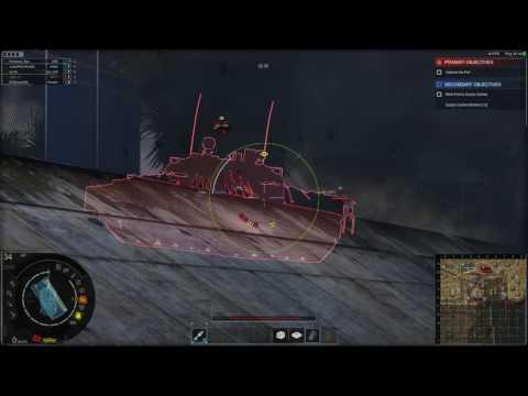 [CZ]Armored Warfare - PVE & PVP Gameplay s tankem M1A1 Abrams