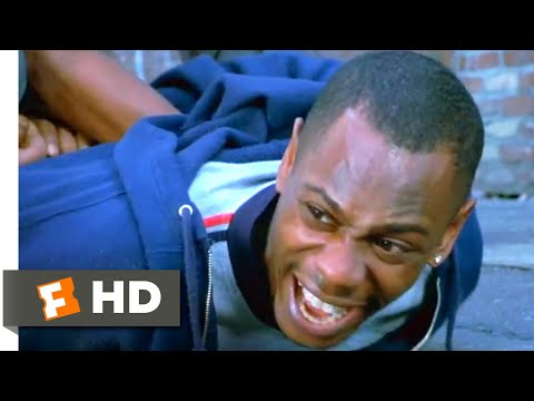 Blue Streak (1999) - This Is Gonna Hurt Scene (2/10) | Movieclips