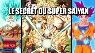 Le secret du Super Saiyan - Gaki Clinic
