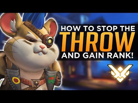 Overwatch: 5 Ways YOU Are Throwing Games & How to Fix It!