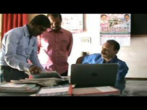Commercial Tax Officers Scam Busted In Bodhan    Nizamabad District