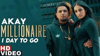 Millionaire 1 Day To Go A Kay Western Penduz Latest Punjabi Songs 2019 Speed Records