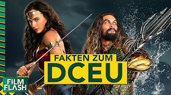 FAKTEN zum DCEU | FilmFlash