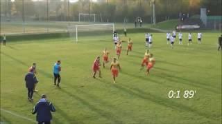 Bramka Garbarnia Kraków 0:1  Znicz Pruszków (14.10.2017)