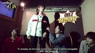 Download Video [ENGSUB] Taeil and Winwin In Haunted House MP3 3GP MP4