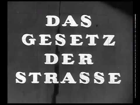 Das Gesetz der Strasse - Teil 1 aus dem Jahr 1946