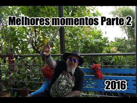 MELHORES MOMENTOS 2016 PARTE 2 | Panelaço do João Gordo