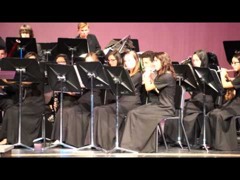 """GHS Pre-UIL Concert 2016 - Symphonic Band """"The Band in the Square"""""""