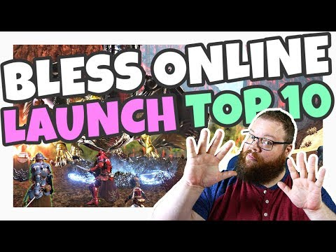 """Bless Online Launch"" Top 10 Things To Know"