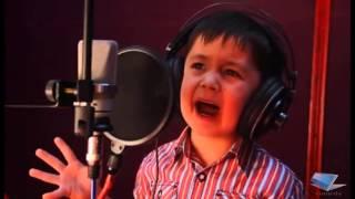 4 Year Old Uzbek Boy Very Beautifully Sings 4х летний узбекский мальчик очень красиво поет