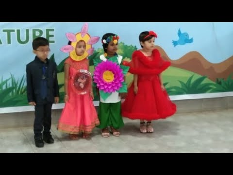 b703b004e Save girl child (fancy dress) competition - YouTube