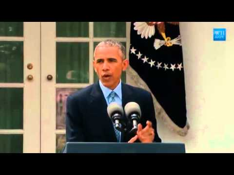 Obama On Iran Nuclear Deal - Full Speech