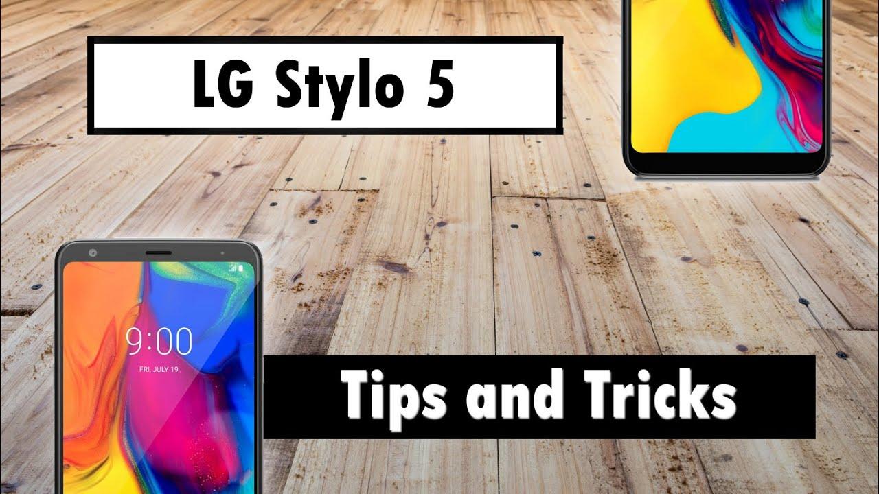 LG Stylo 5 in-depth analysis