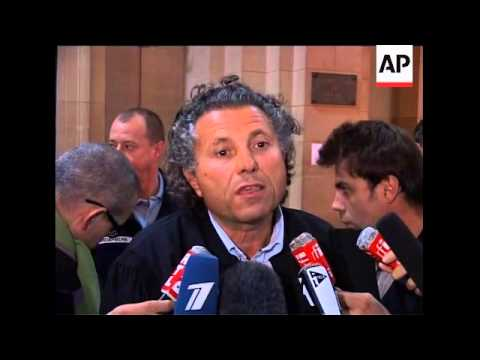 Ex-French minister is jailed in Angola arms trial