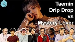 Classical Musicians React: Taemin 'Drip Drop' vs 'Mystery Lover'