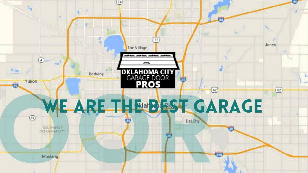 Garage door repair oklahoma city - Oklahoma City Garage Door Pros