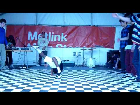Rhythm Faction in Sounds Loud Festival Quarter Final