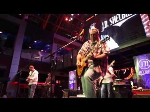 LIVE & UNCUT - JD Shelburne's Band