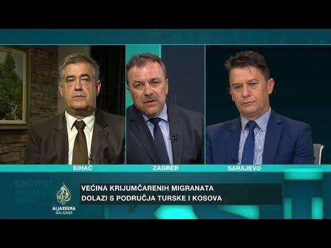 Kontekst: Bosna i Hercegovina kao izbjeglička ruta