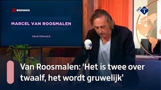 Marcel van Roosmalen over het klimaatrapport | NPO Radio 1