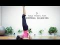 5 Yoga Poses for Hormonal Balancing
