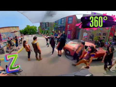 Like the Zombies Do 360 | ZOMBIES 2 | Disney Channel