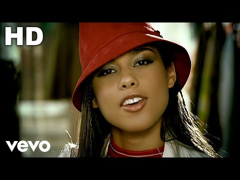 Alicia Keys - Girlfriend (Official Music Video)