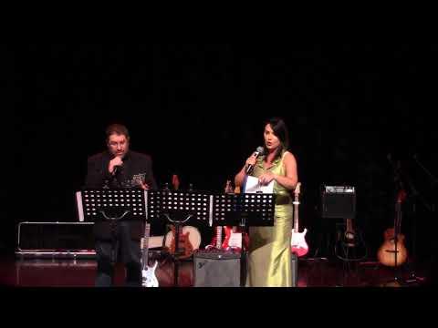 Barcelona. Mickael et Laurence Ecole de musique TMA - Chateau d'Olonne