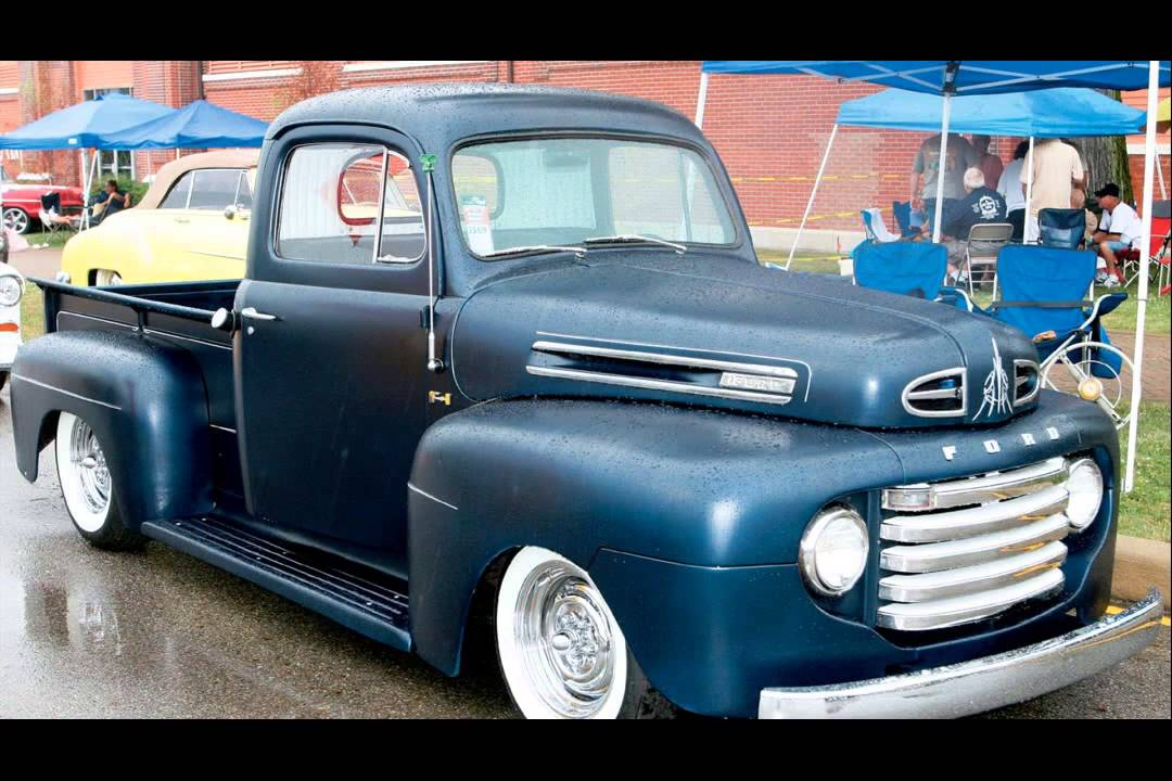 1949 Ford F100 Stepside - Wiring Diagrams •