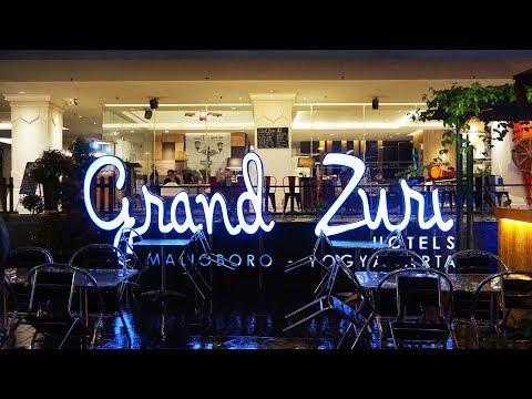 Review Of The Grand Zuri Hotel - Yogyakarta, Indonesia