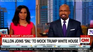 SNL' Donald Trump Alec Baldwin Meets Jared Kushner Jimmey Fallon