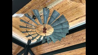 Windmill Ceiling Fans of Texas: Welcome!