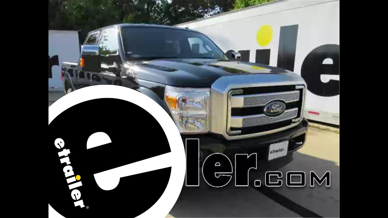 tow ready custom fit vehicle wiring for 2016 ford f350 super duty 11 fifth wheel and [ 1280 x 720 Pixel ]