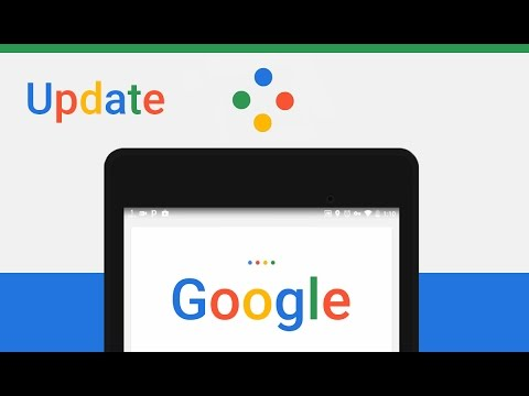 Android Google Search Update New Animations & Logo Preview