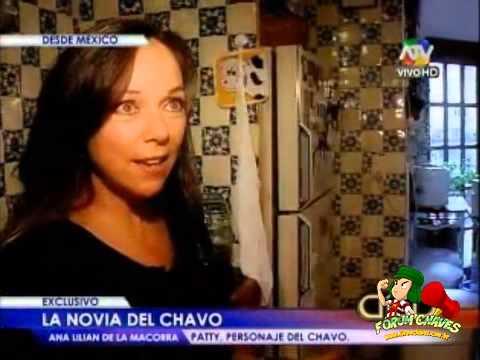 Entrevista inédita de Ana Lilian de la Macorra, a Paty do Chaves - Día D