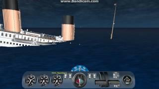 Titanic Recreation 1st part - Virtual Sailor 7