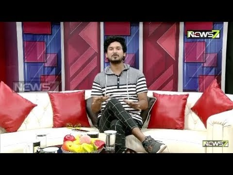 Breakfast Odisha With Ollywood Actor Aman On 18.09.2019