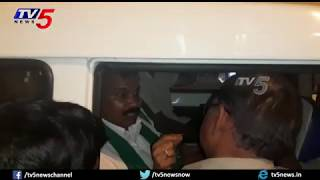 TDP Cadre Clash With Police | Galla Jayadev in Custody