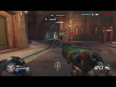 Overwatch: GET DOWN HERE!