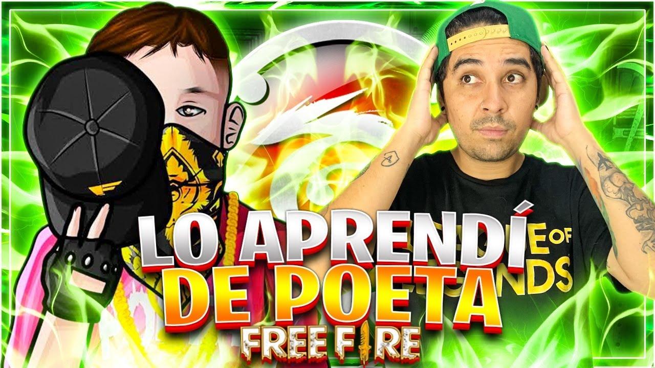 NI RG4 POETA JUEGA ASÍ LAS CLASIFICATORIAS DE FREE FIRE