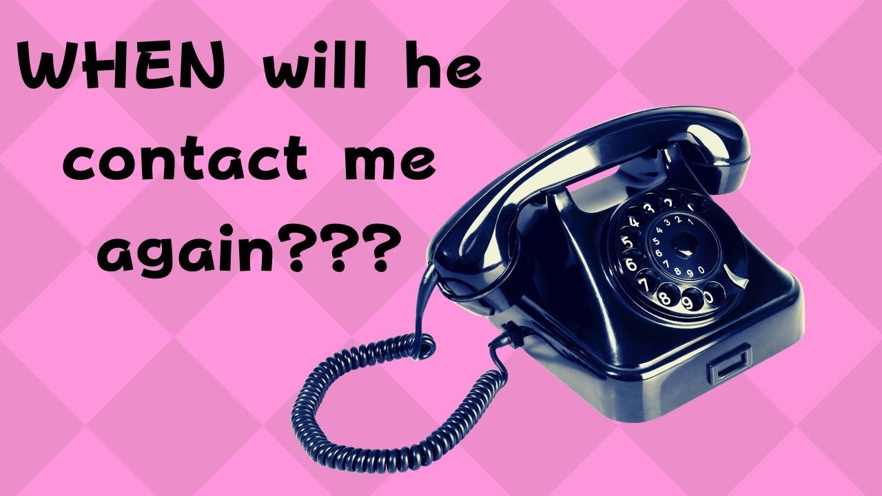 Will he contact me again tarot