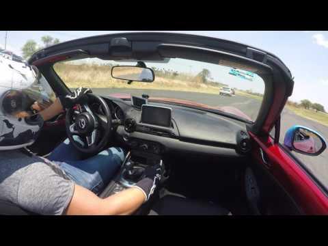 Julio Arias - Mazda MX-5 Sport 2017 -  Autodromo de Guadalajara - Street tires Challenge