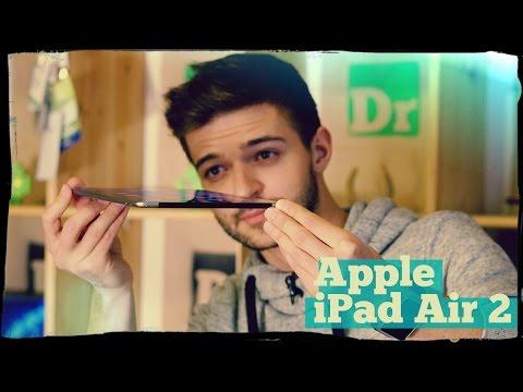Подробный обзор iPad Air 2 - самый тонкий планшет